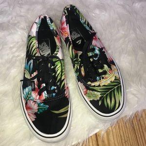 Vans - Hawaii Floral Print